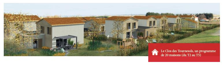 20 maisons dans un quartier intergénérationnel