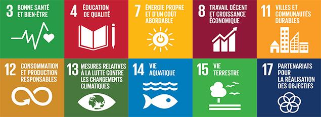Objectifs Développement Durable Primagaz 2019