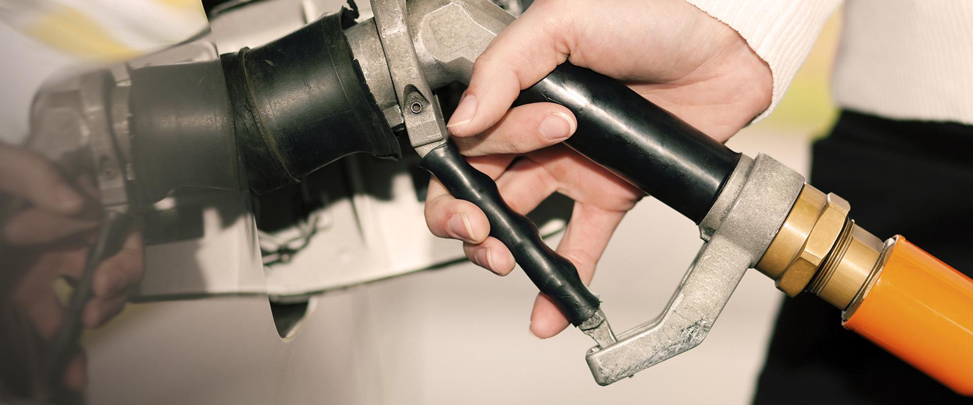 Les moteurs GPL carburant