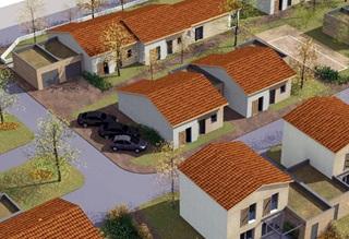 Construction mixte : maisons pour seniors et maisons familiales