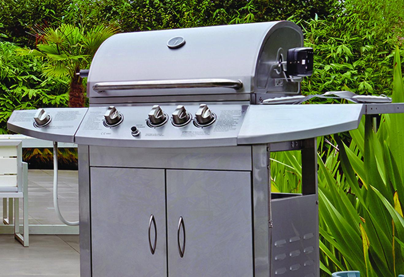 Entretenir mon barbecue gaz à l'arrivée de l'hiver