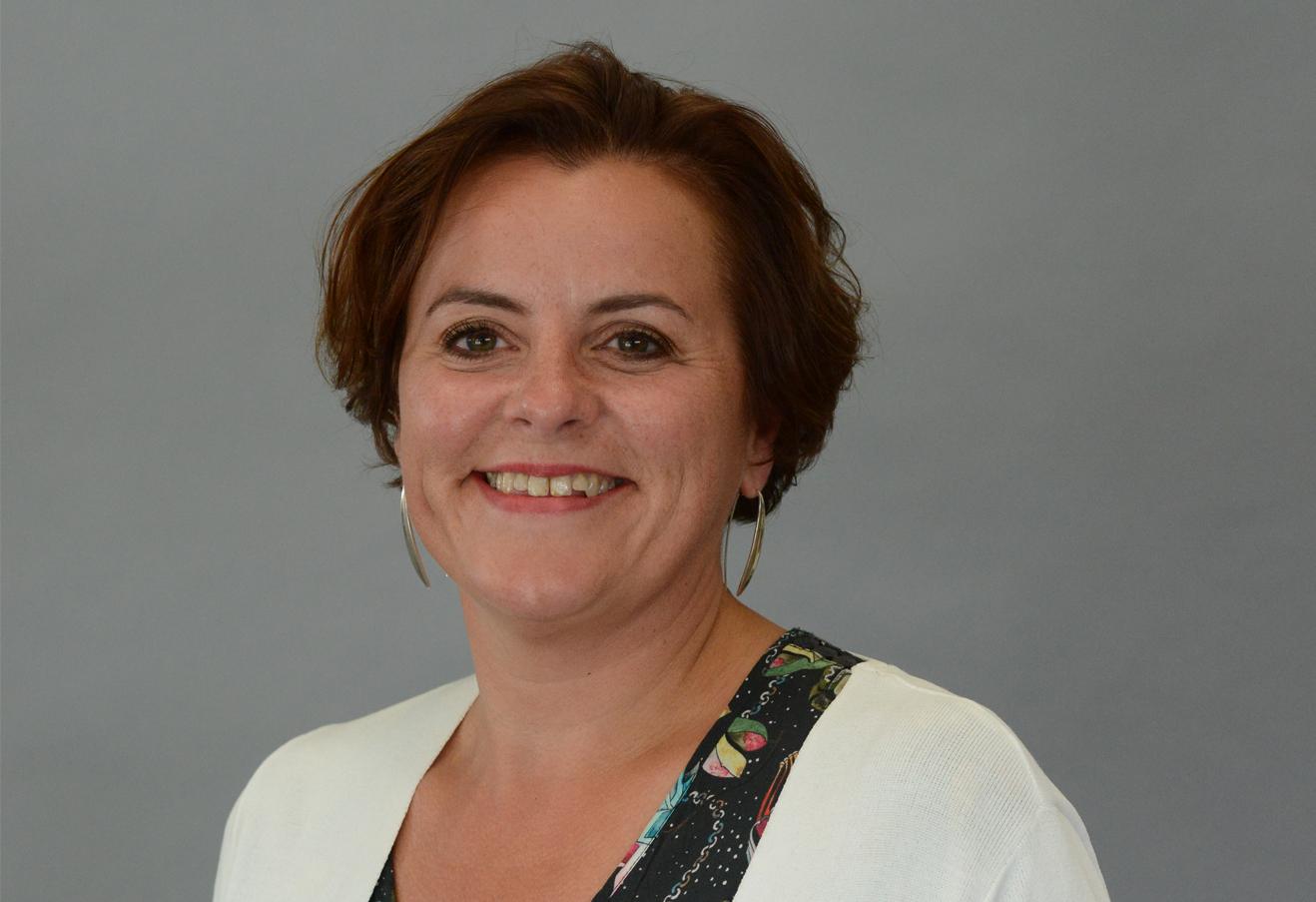 Portrait d'Anne-Marie Quémener, commissaire générale du SPACE.