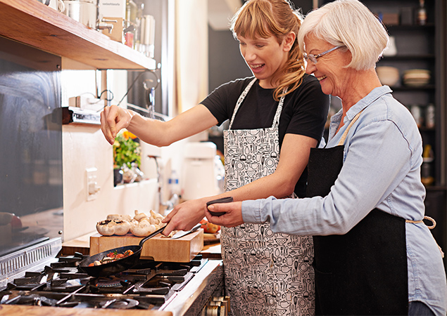 Une cuisine facile et savoureuse avec le GPL