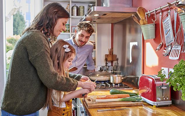 Profiter en famille