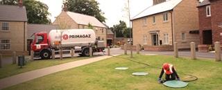 Livraison de gaz et maintenance avec Primagaz