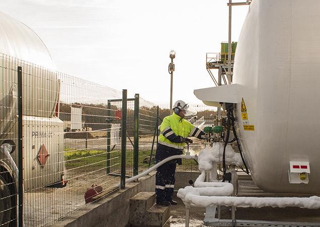Le gaz propane pour vos projets dans l'industrie