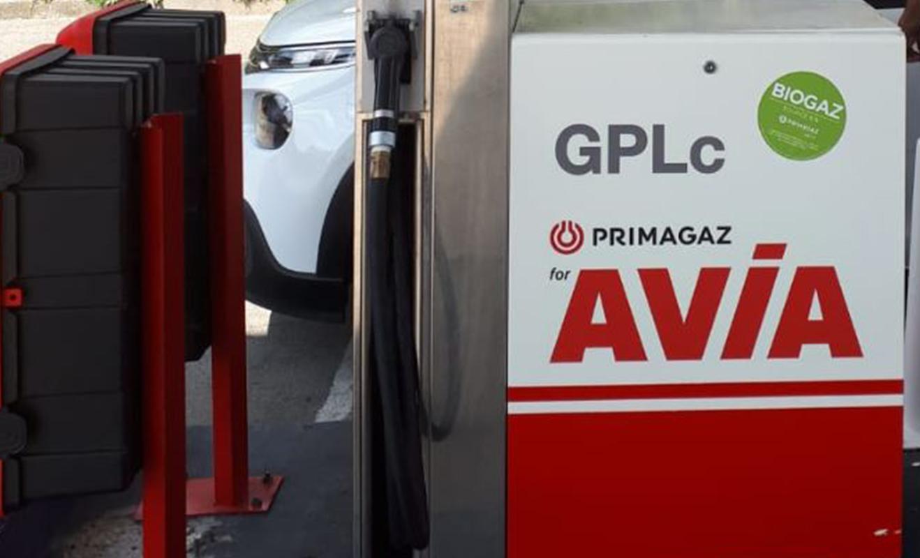 Le GPLC Biogaz Primagaz