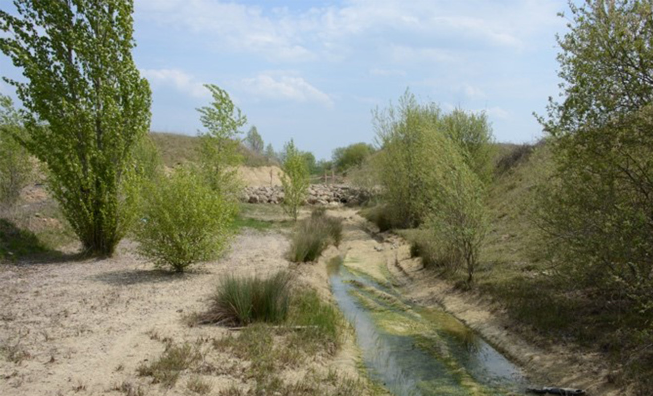 Site éco-responsable de Druye